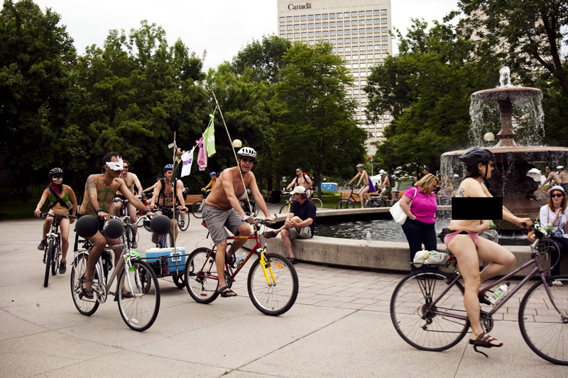World Naked Bike Ride Is Coming To Yorkshire This Summer